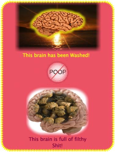 Yes, I Am Brainwashing You