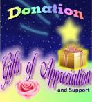 Appreciation Donation