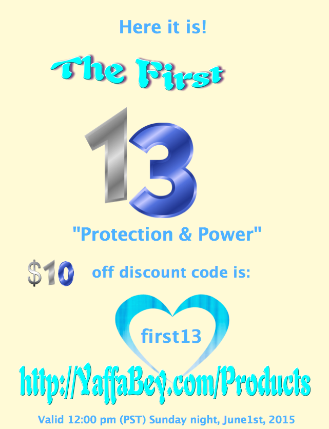 The First 13 Code